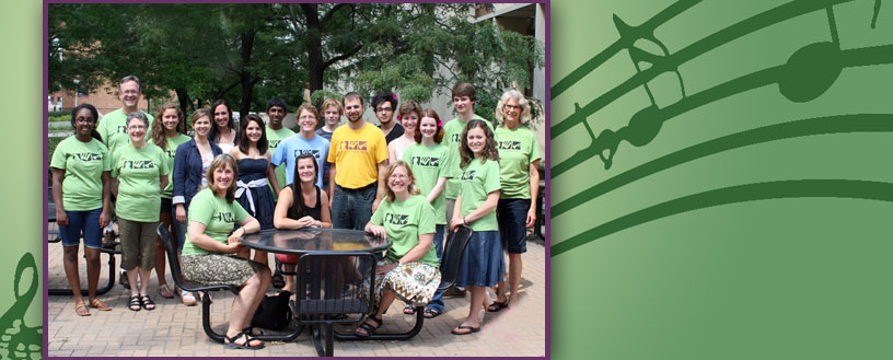 Junior Composers Summer Camp