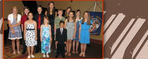 Festival Students Perform in Honors Recital