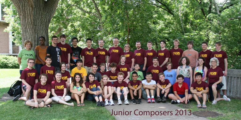 Junior Composers 2013