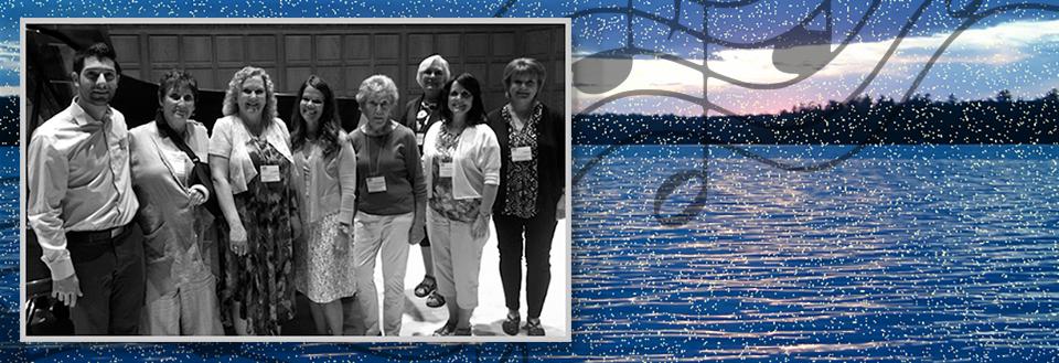 Members of Duluth Music Teachers Association